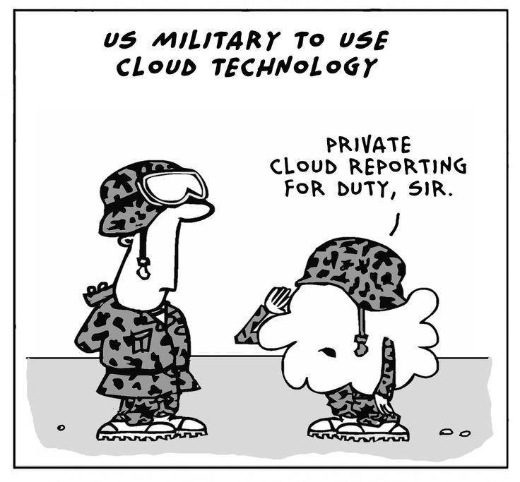 cloud amry